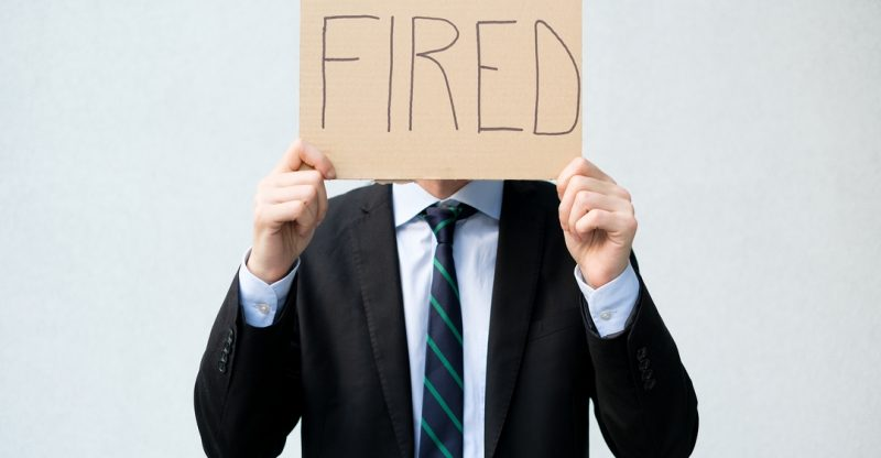 Image result for Getting fired
